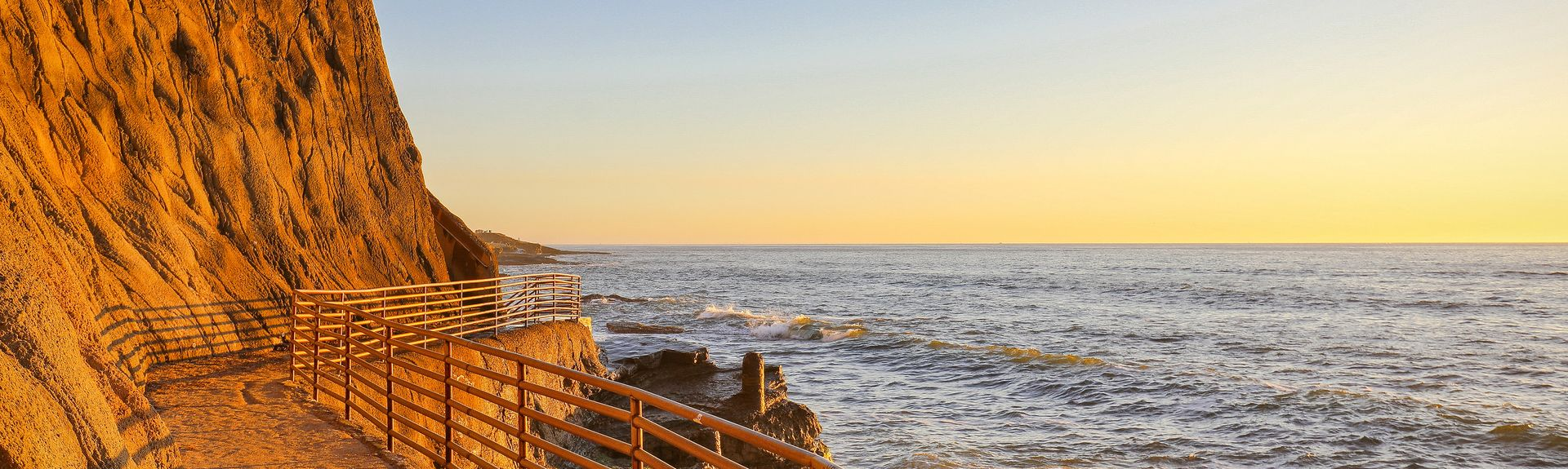 Crystal Pier, San Diego, California, United States of America