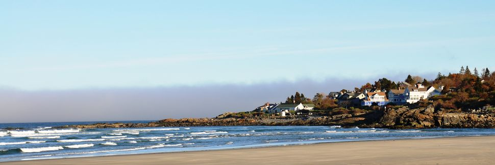 Long Sands Beach, York, Maine, Forente Stater