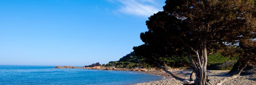 Esterzili, Sardinia, Italia