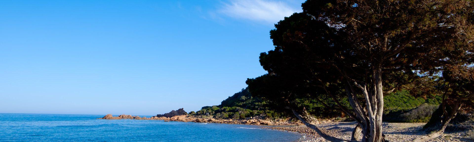 Esterzili, Sardinien, Italien