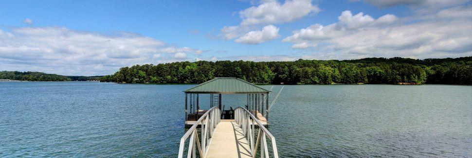 Pont couvert d'Euharlee, Euharlee, Géorgie, États-Unis d'Amérique