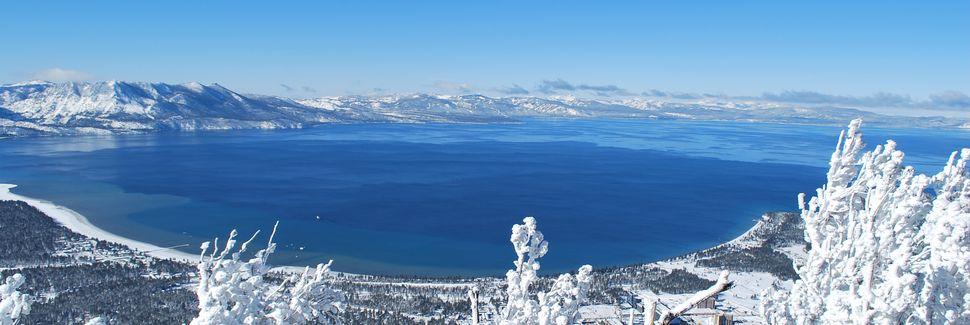 Montgomery Estates, South Lake Tahoe, Californië, Verenigde Staten