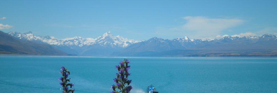 Pukaki, Mackenzie, Canterbury, New Zealand