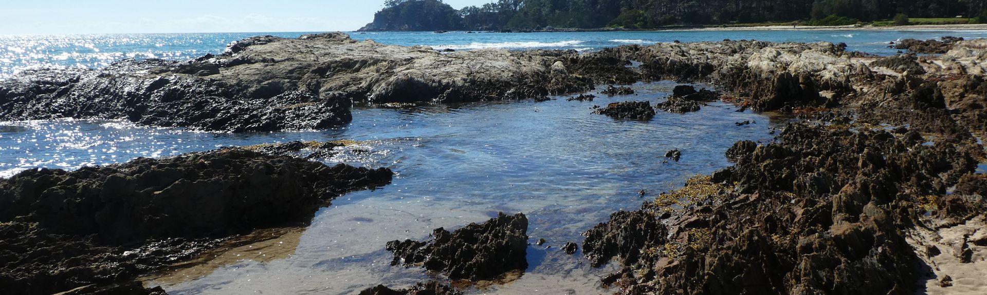 Maloneys Beach, Nouvelle-Galles-du-Sud, Australie
