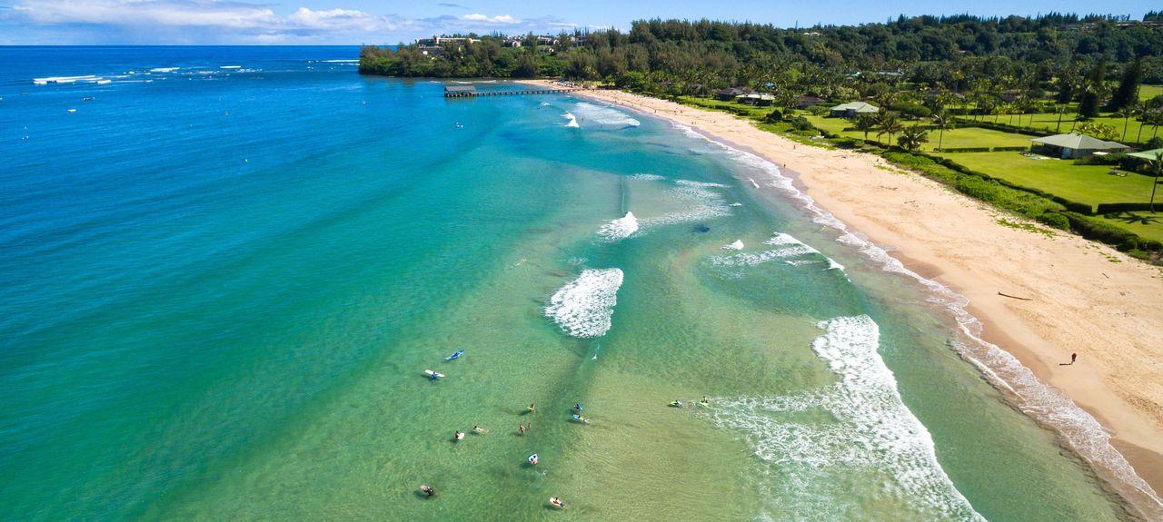 Haena, Wainiha, Hawaii, Vereinigte Staaten