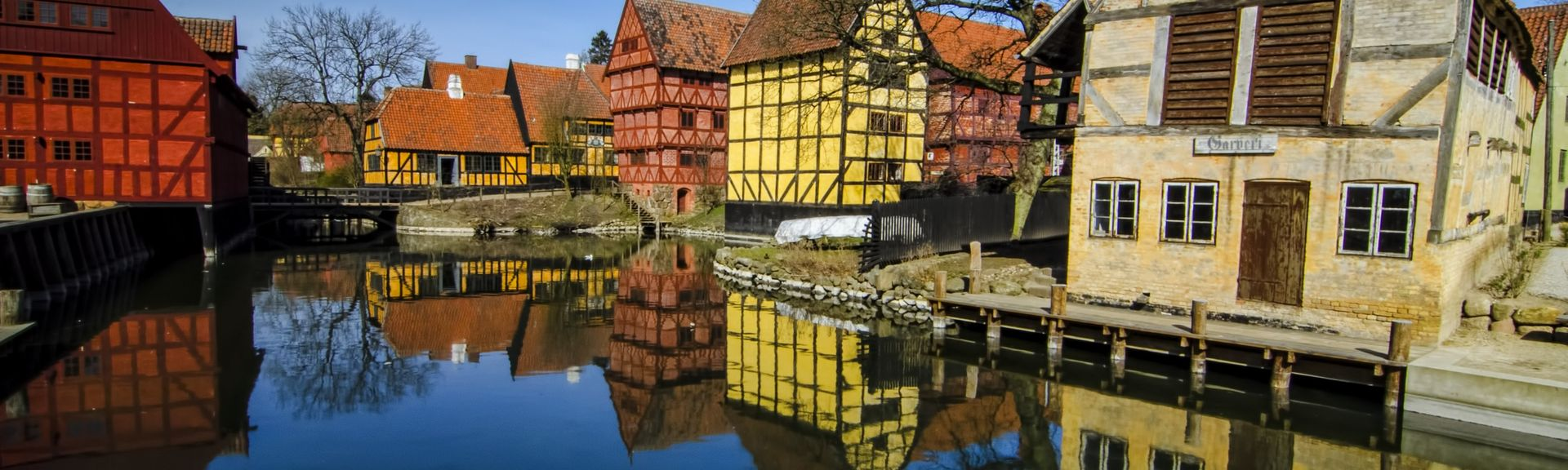 Århus, Mittjylland (region), Danmark