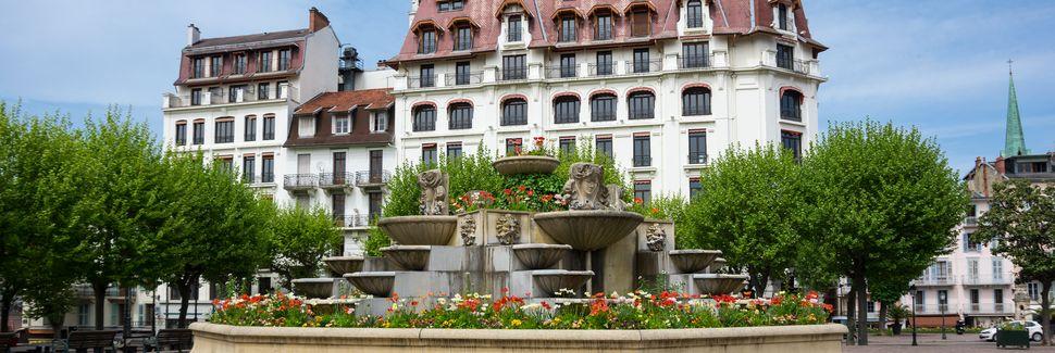 Aix-les-Bains, Auvernia-Ródano-Alpes, Francia