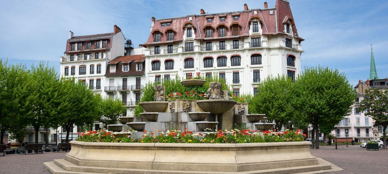 Aix-les-Bains, France