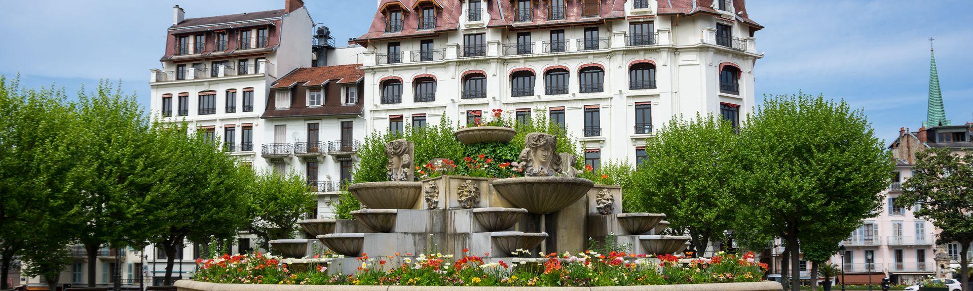 Aix-les-Bains, Savoie (department), France