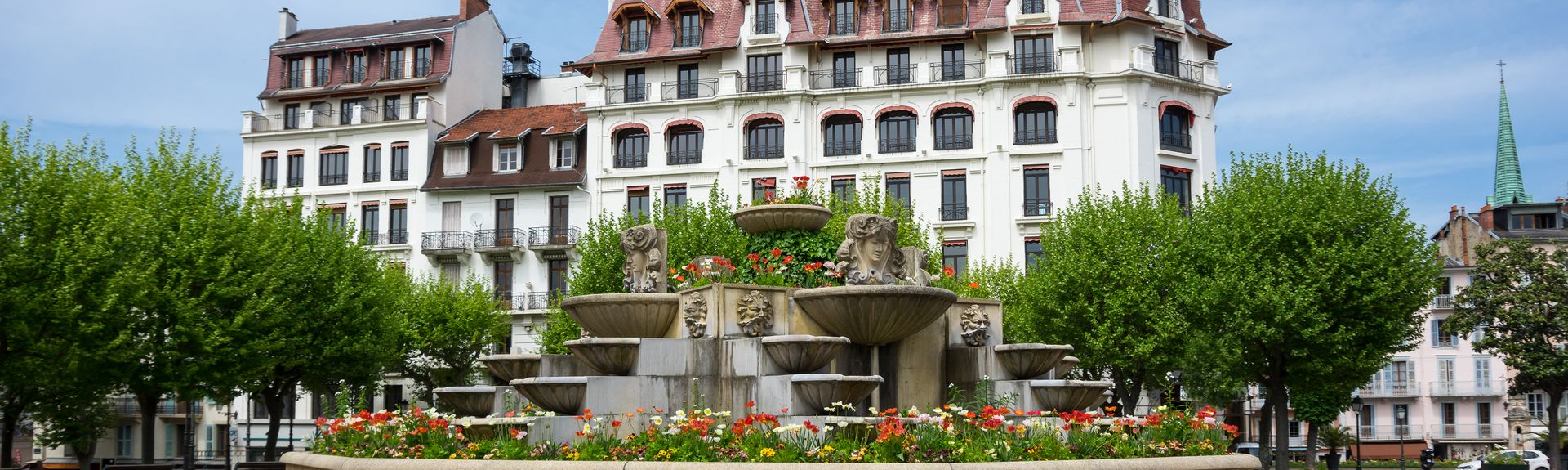 Aix les Bains, Rhône-Alpes, Francia