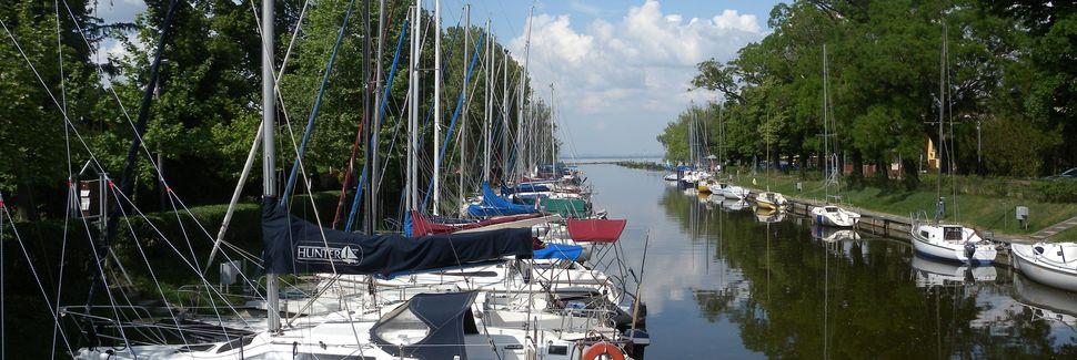 Balatonberény, Provincia di Somogy, Ungheria