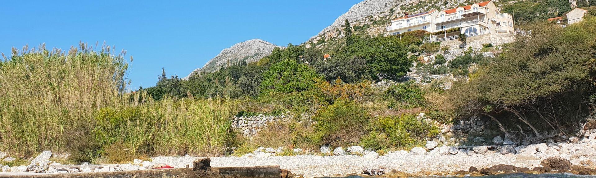 Ploce, Comitat de Dubrovnik-Neretva, Croatie