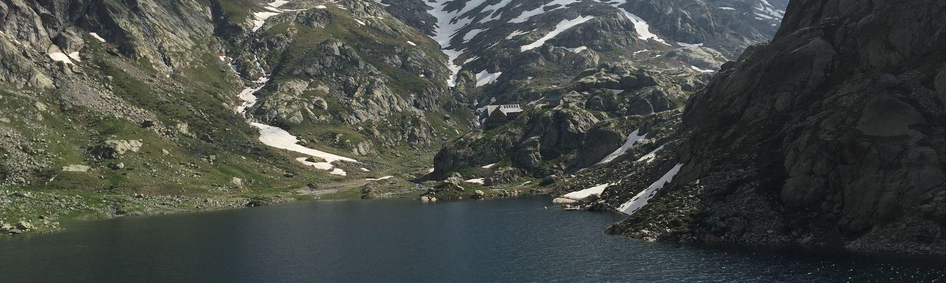 Menton, Alpes-Maritimes, France