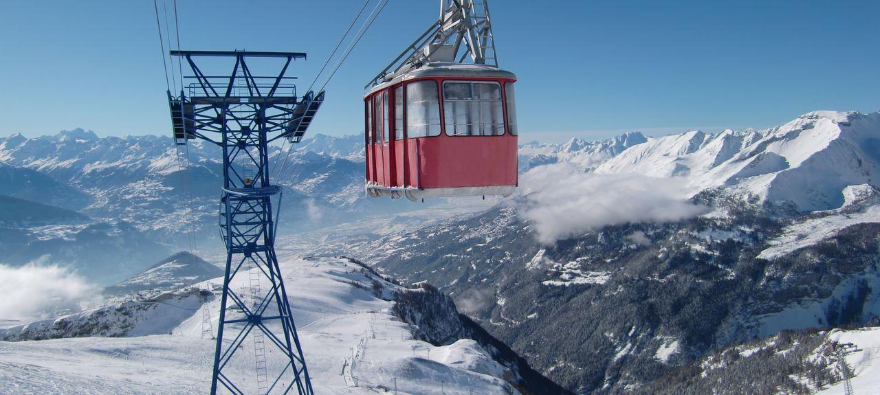 Sierre District, Switzerland
