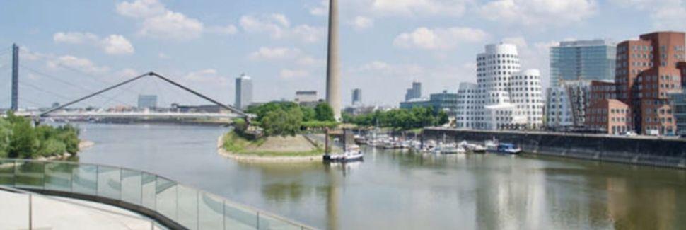 Stadtbezirk 1, Düsseldorf, Nordrhein-Westfalen, Tyskland