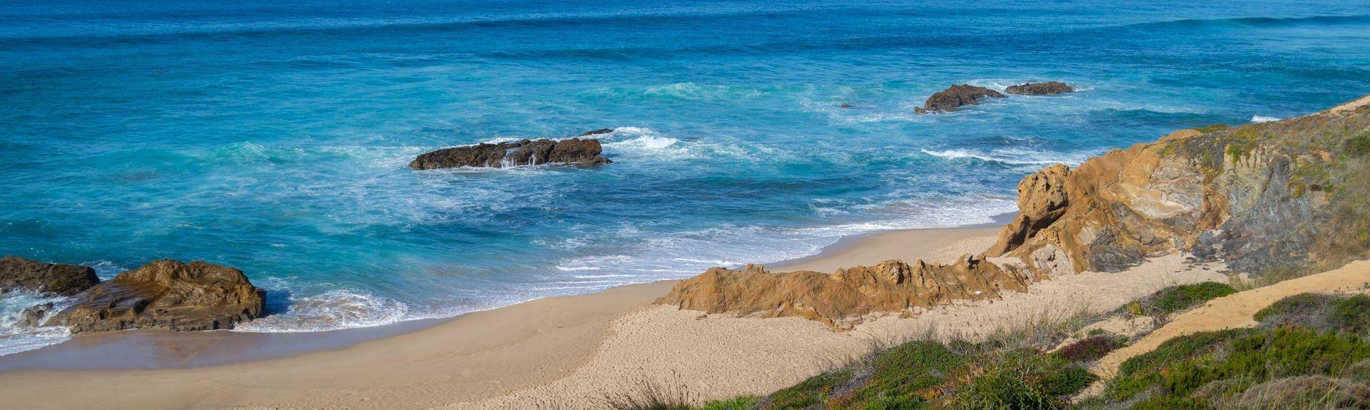 Praia das Furnas, Odemira, Distrito de Beja, Portugal