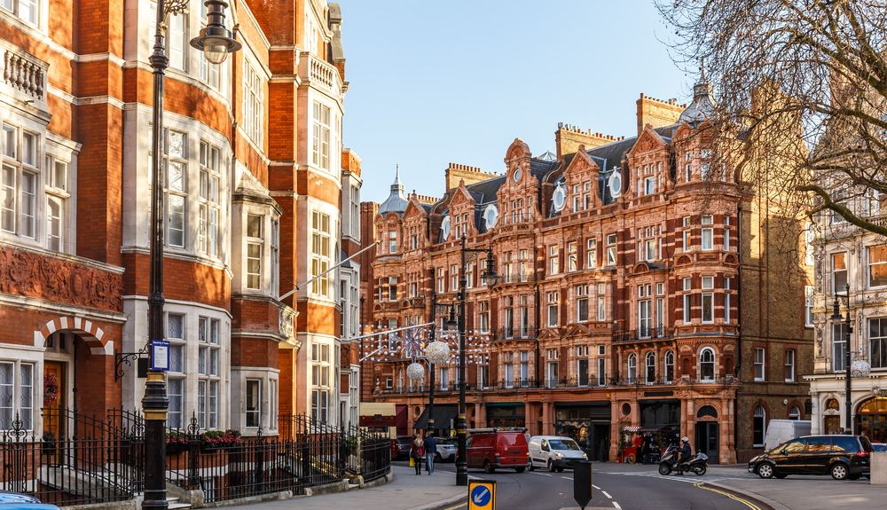 Mayfair, Londres, Angleterre, Royaume-Uni