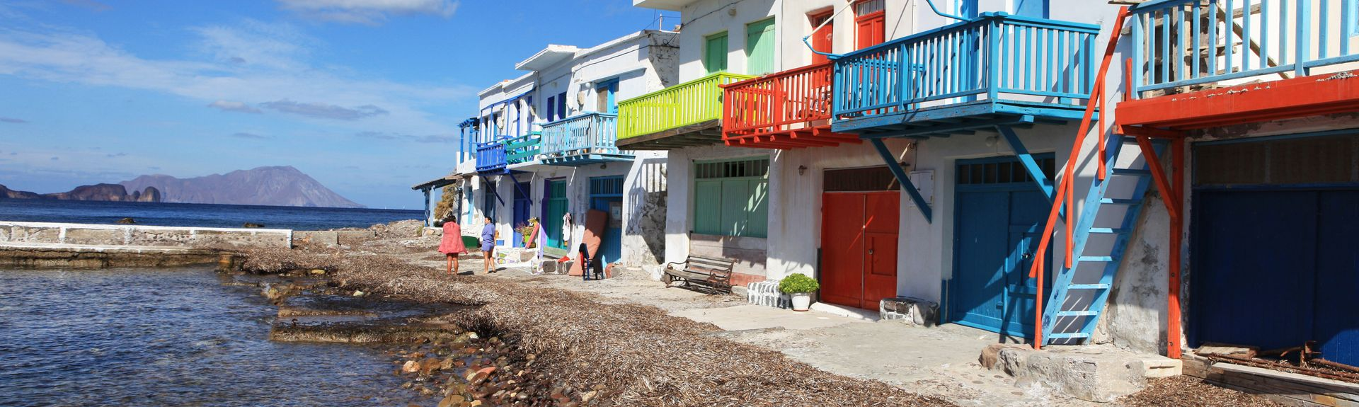 Milos Gr Holiday Lettings Houses More Homeaway