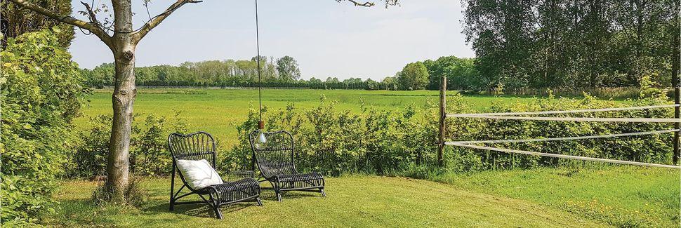 Eersel, Noord-Brabant, Holland