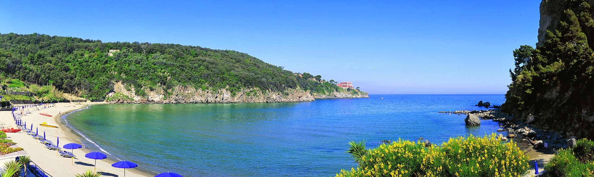Club de golf Volturno, Castel Volturno, Campania, Italia
