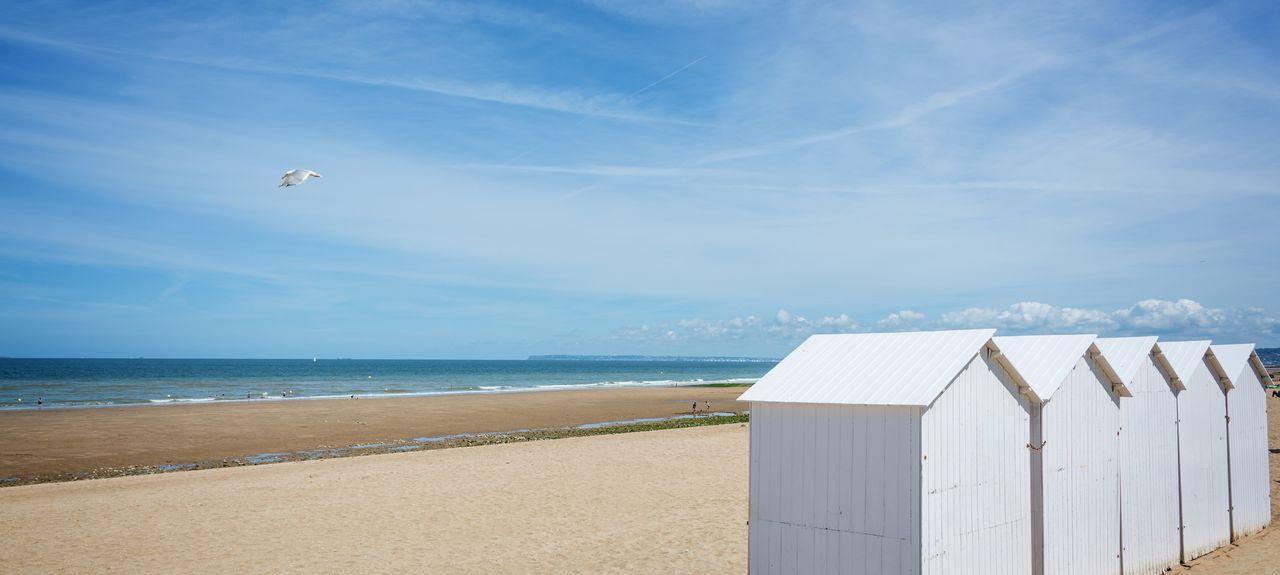 Villers-sur-Mer, Normandia, Francia