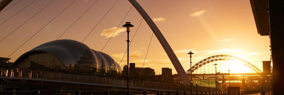 Newcastle upon Tyne, Inglaterra, Reino Unido