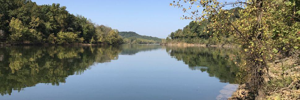 Nolin River Lake, Kentucky, USA