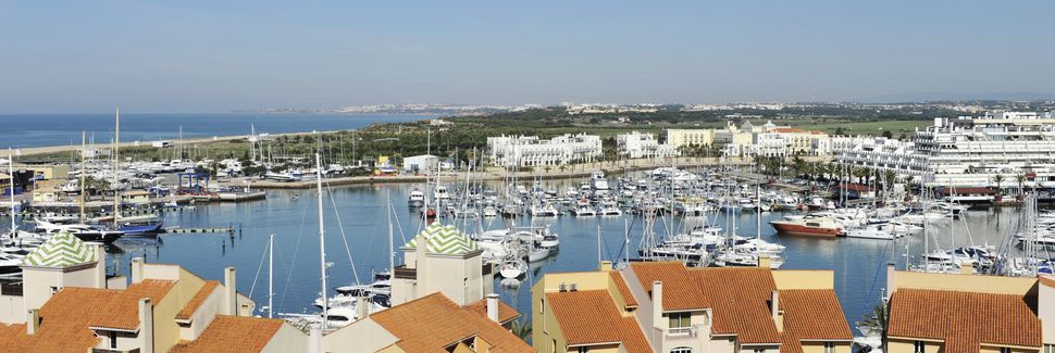 Vilamoura Yachthafen, Quarteira, Distrikt Faro, Portugal
