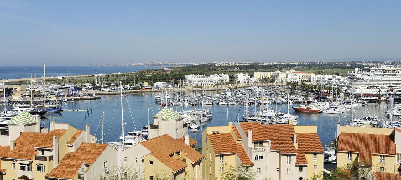 Vilamoura Marina, Quarteira, Algarve, Portugal
