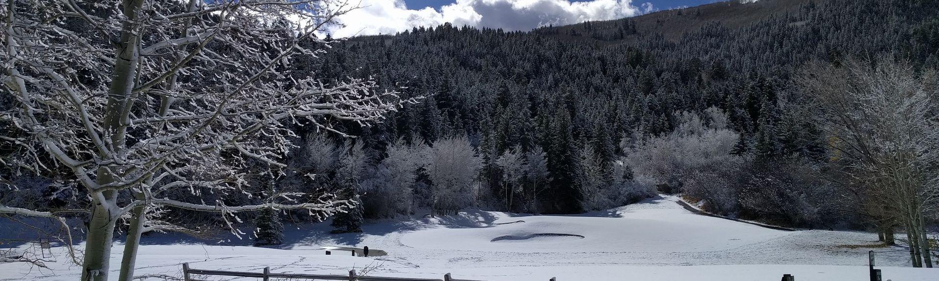 Estábulos de Beaver Creek, Beaver Creek, Colorado, Estados Unidos