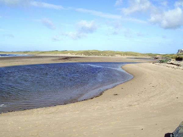 Newborough, Isle of Anglesey, UK