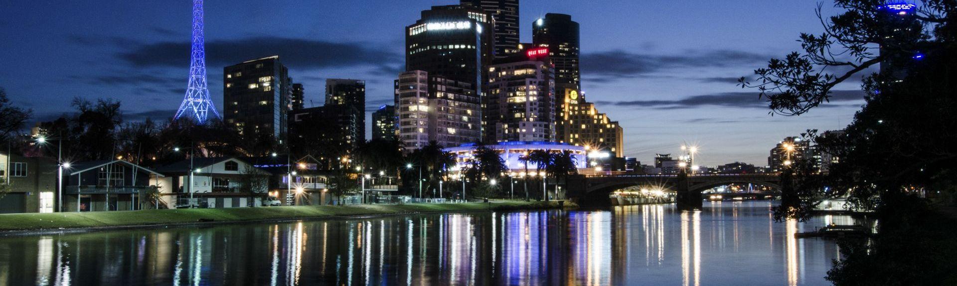 Carlton, Melbourne, Victoria, Australien