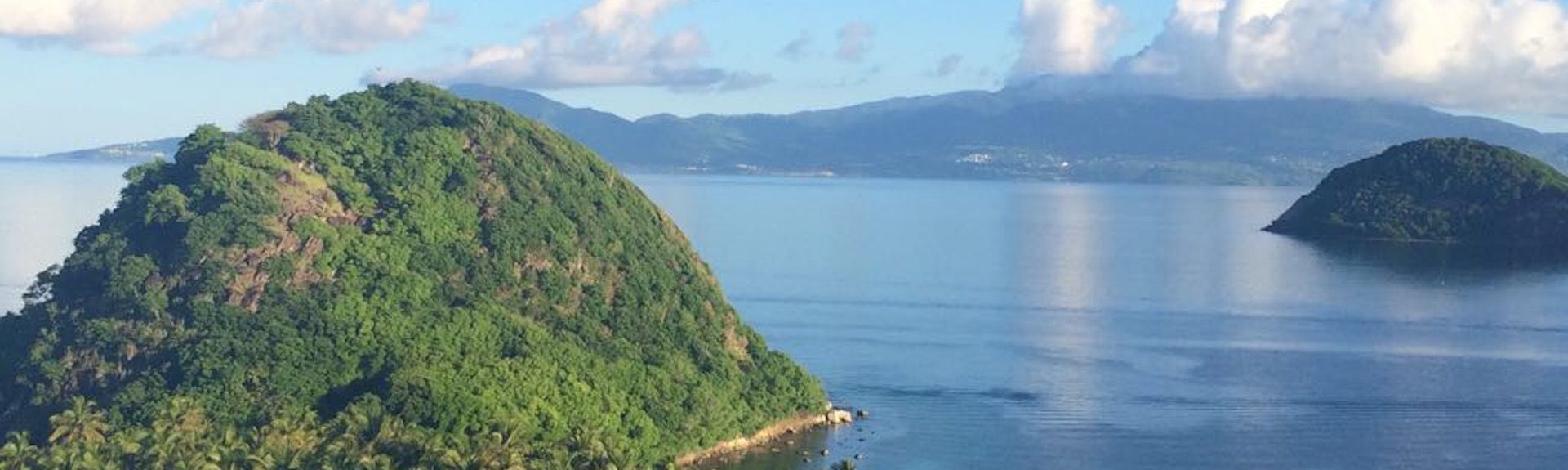Vieux-Fort, Basse-Terre Island, Guadeloupe