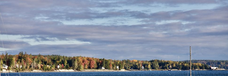 Hancock, Maine, USA