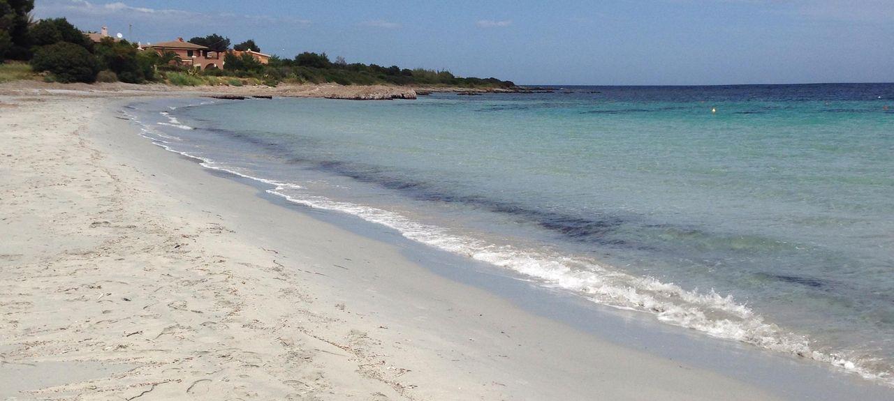 Strand Isuledda, San Teodoro, Sardinien, Italien