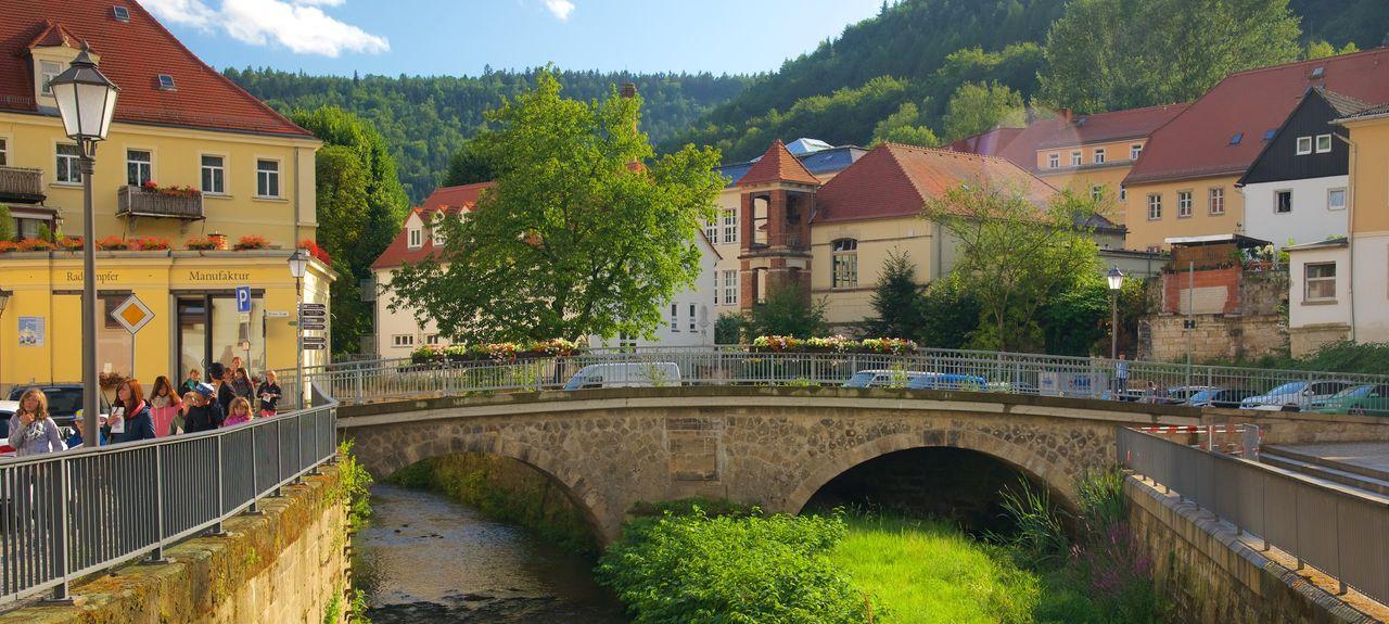 Stadt Wehlen, Saxony, Germany