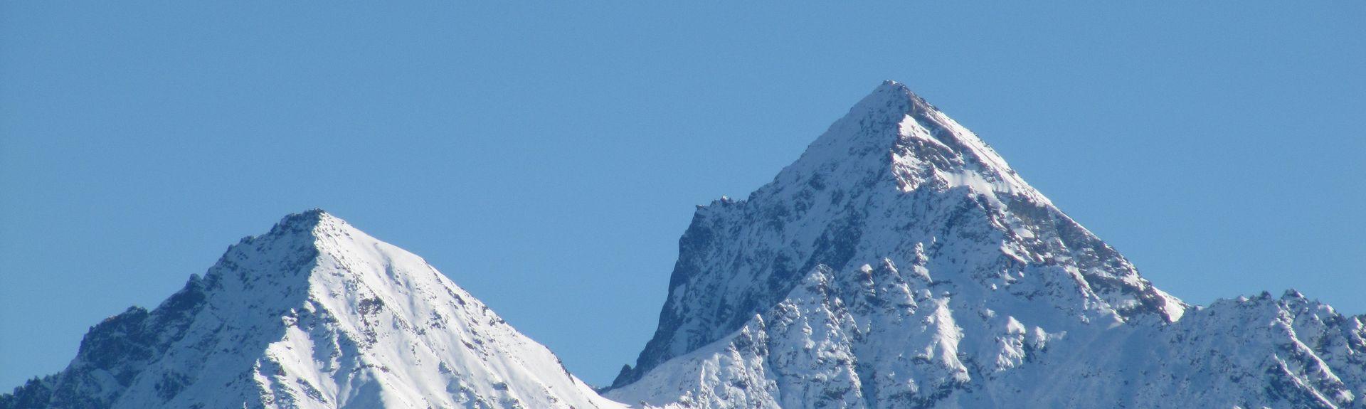 Ozein, Aymavilles, Val d'Aoste, Italie