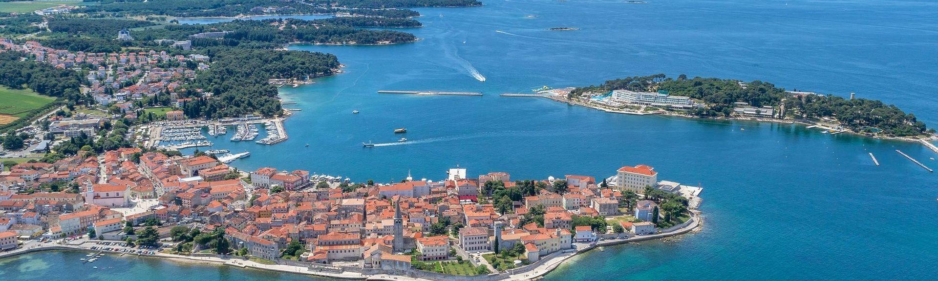 Dajla, Novigrad, Istrien (Bezirk), Kroatien
