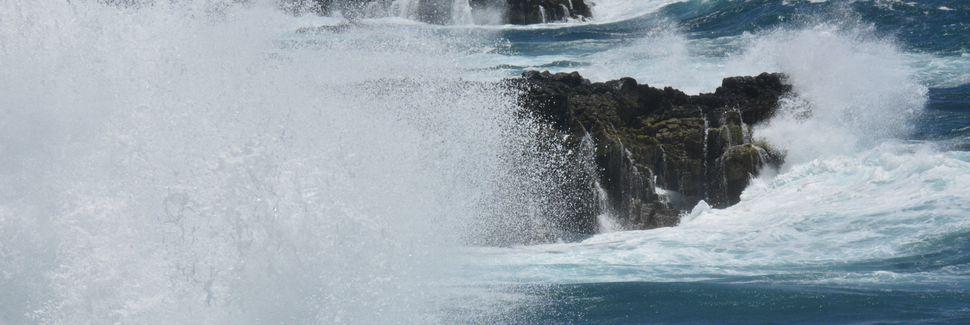 Bain Boeuf, Cap Malheureux, Distrito de Rivière du Rempart, Mauricio