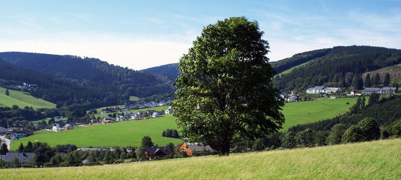 Sauerland, Nordrhein-Westfalen, Deutschland