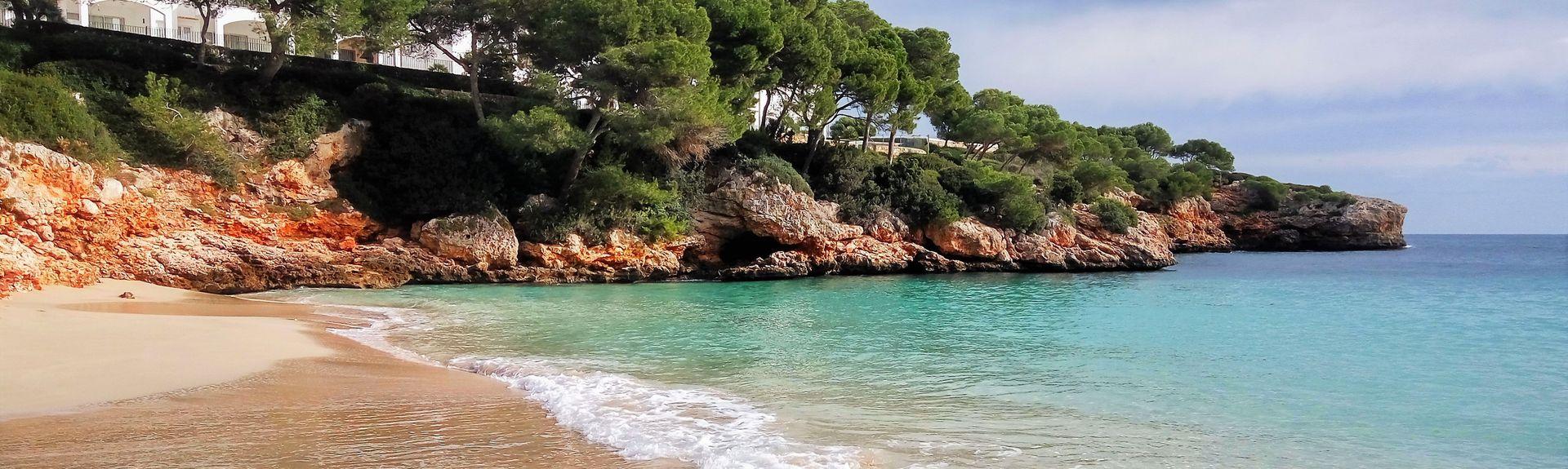 Cala s'Almunia, Santanyí, Islas Baleares, España
