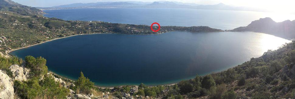 Agii Theodori, Peloponnes, Griechenland