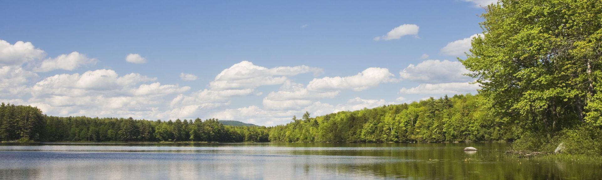 Mount Vernon, Maine, Stany Zjednoczone