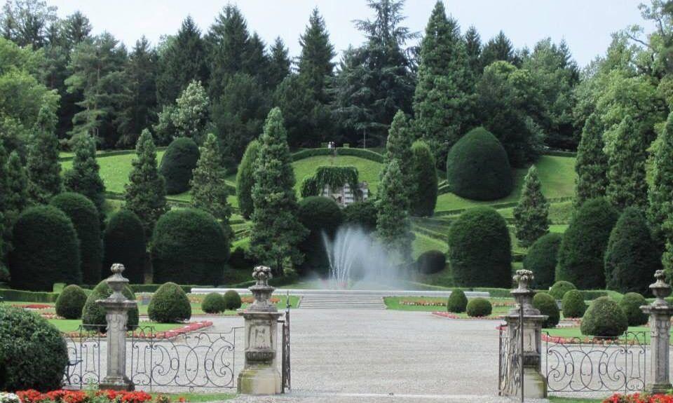 Villa Menafoglio Litta Panza and Collection, Varese, Italy