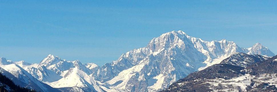 Pre-Saint-Didier, Aostadalen, Italien
