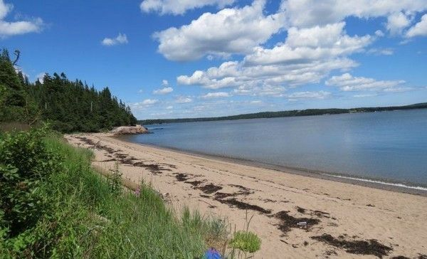 New River Beach, NB, Canada
