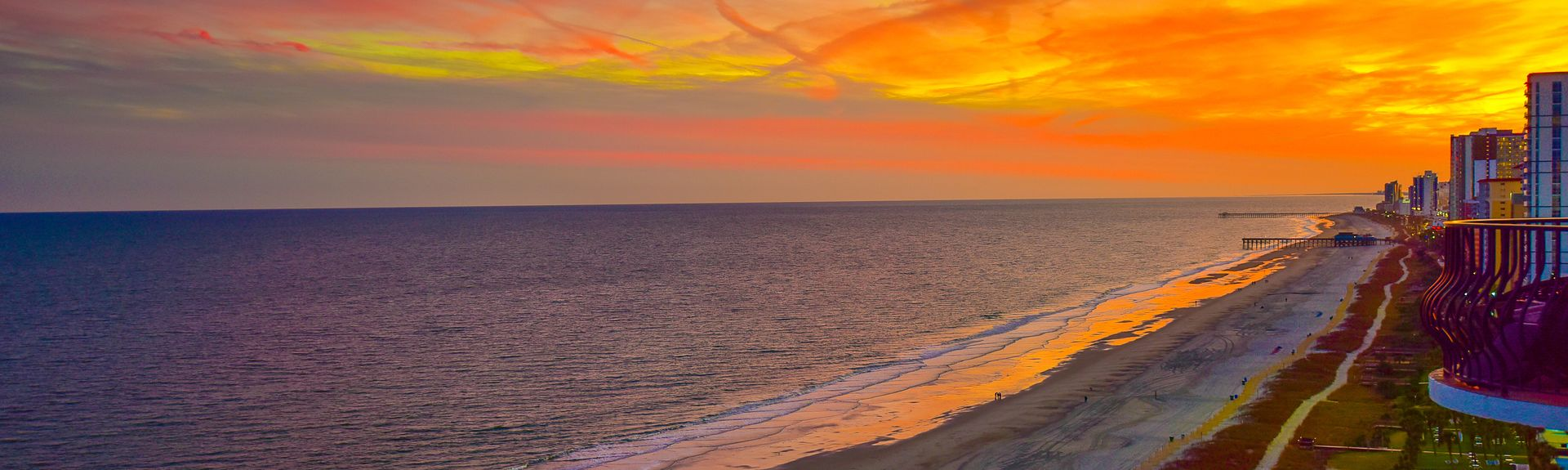 Golden Mile, Myrtle Beach, South Carolina, United States of America