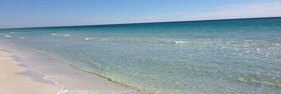 Sugarwood Beach, Santa Rosa Beach, Florida, Yhdysvallat