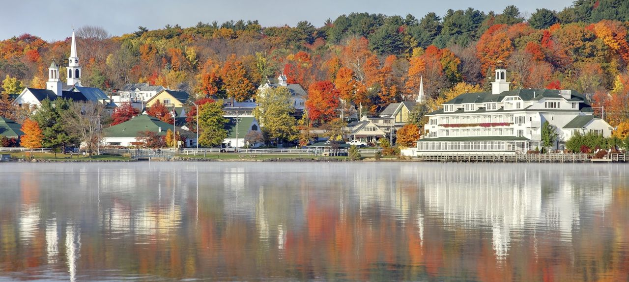 Lake Winnipesaukee, New Hampshire, United States