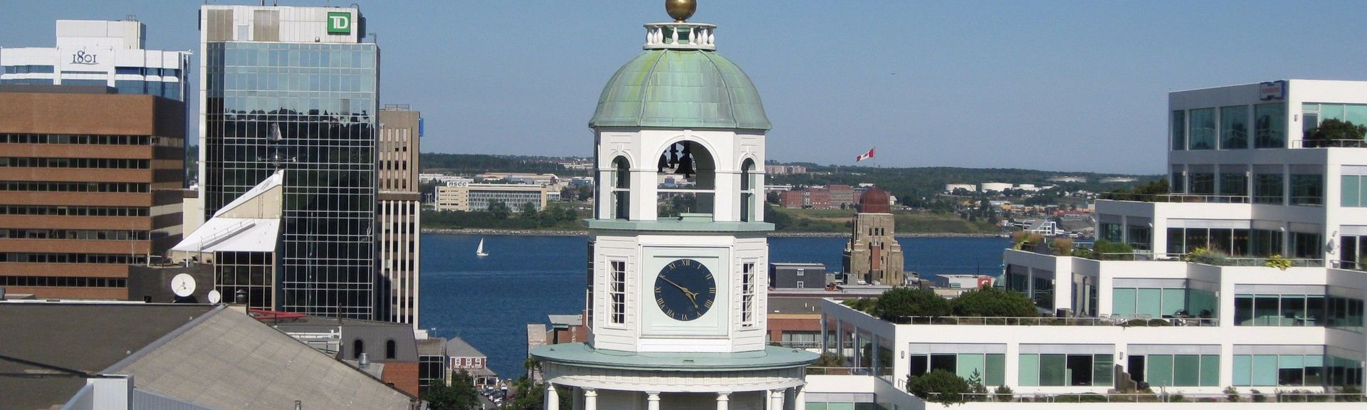 Downtown Halifax, Halifax, Nova Scotia, CA